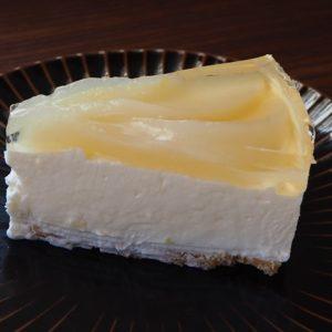 ル・レクチェのレアチーズケーキ